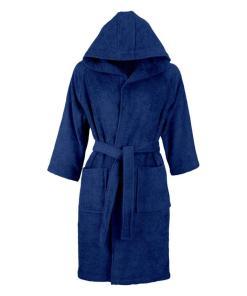 Halat de baie dama Sophie Blue Jeans M - SOPHIE MAISON, Albastru