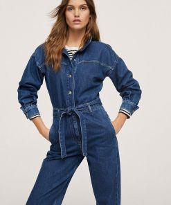 Mango - Salopeta jeans Naomi UBY8-SKD00L_56X