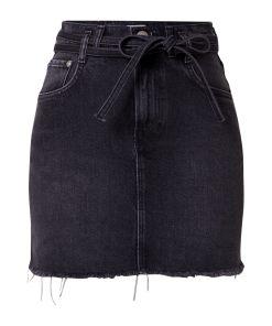 Pepe Jeans Fustă 'RACHEL'  negru