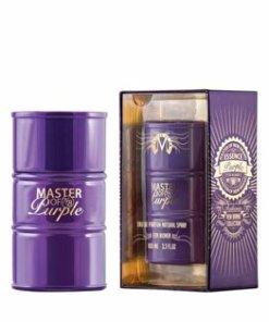 Apa de parfum New Brand Perfumes Essence Purple for Women, 100 ml, pentru femei