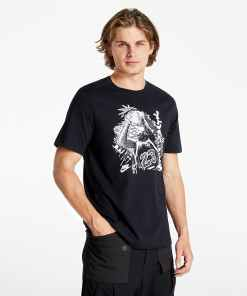 Jordan Vintage Men's Graphic T-Shirt Black