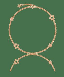 Bratara din aur roz de 14K. Gramaj: 1.54 20648