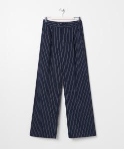 Sinsay - Fustă-pantalon - Bleumarin