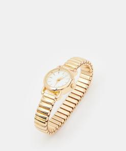 Sinsay - Ceas de mână - Auriu