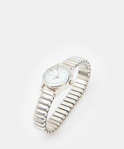 Sinsay - Ceas de mână - Argintiu