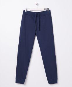 Sinsay - Pantaloni de trening - Bleumarin