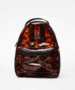 Herschel Supply Co. Nova Mid-Volume Clear Backpack Tortoise Shell