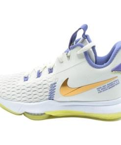 Pantofi sport barbati Nike LeBron Witness 5 Summit White CQ9380-102