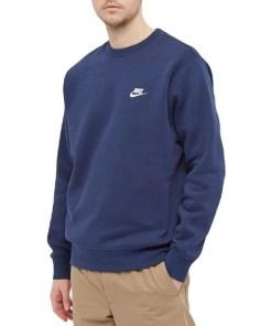 Bluza barbati Nike Club Crew BV2662-410