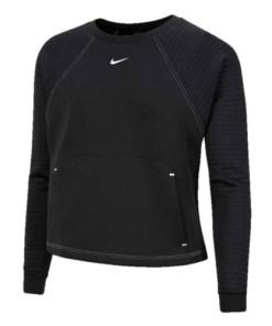 Bluza femei Nike Pro Luxe Crew CU5745-010