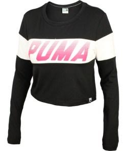 Bluza femei Puma Speed Font LS Top 57149301