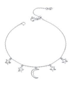 Bratara din argint Beautiful Moon