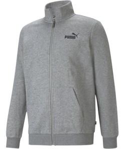 Jacheta barbati Puma Essentials Track Fleece Full Zip 58669403