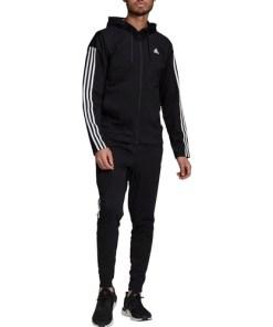 Trening barbati adidas Sportswear Ribbed Insert GM3827