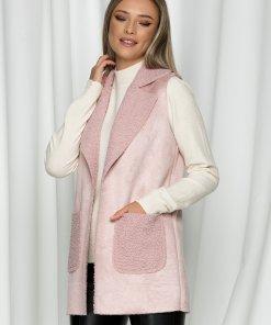 Vesta Misha roz prafuit cu aspect de lana de oaie