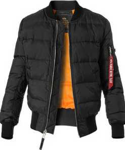 ALPHA INDUSTRIES Jacke MA-1 Puffer 188101/03