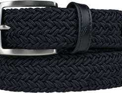 Alberto Golf Gürtel Basic Braided 01008330/899