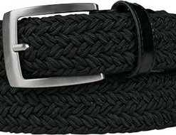 Alberto Golf Gürtel Basic Braided 01008330/999