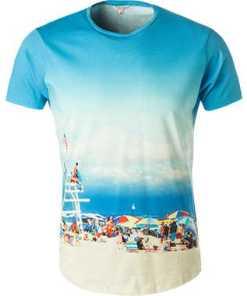 Orlebar Brown T-Shirt skyblue 266697