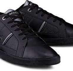 Sneaker Europa von Lacoste in schwarz für Herren. Gr. 41,42,43,44,45