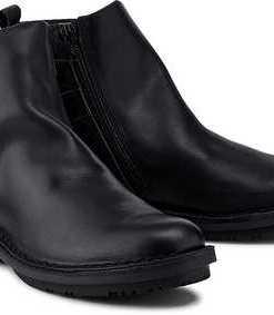 Stiefelette Fico von Fly London in schwarz für Damen. Gr. 36,37,38,39,40,41