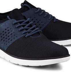 Sneaker Bradstreet von Timberland in blau für Herren. Gr. 43