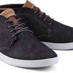 Sneaker Alvendon von Boxfresh in schwarz für Herren. Gr. 43,44,45