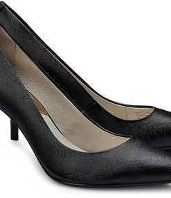 Luxus-Pumps Flex Mid von Michael Kors in schwarz für Damen. Gr. 37,38,38 1/2,39,39 1/2,40,41