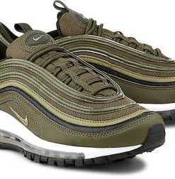 Sneaker Air Max 97 von Nike in khaki für Damen. Gr. 37.5,38,38.5,39,41