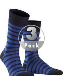 Falke Even Stripe 3er Pack 13326/6375