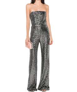 Carleen Sequined Silver