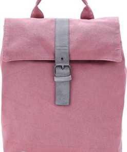 Rucksack Canvas von Mi-Pac in rosa für Damen