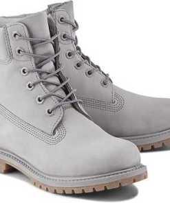 """""""Boots Premium 6"""""""" von Timberland in grau für Damen"""""""