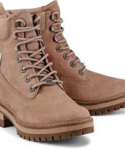 Boots Courmayeur von Timberland in beige für Damen. Gr. 36,37,37 1/2,38,38 1/2,39,39 1/2,40,41,41 1/2