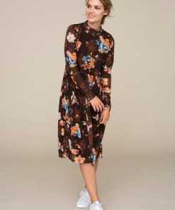 KAFFE Abendkleid »Jennifer Mesh«