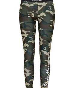 Benlee Rocky Marciano Funktions-Leggings im Military-Design »PATTY LYNN«