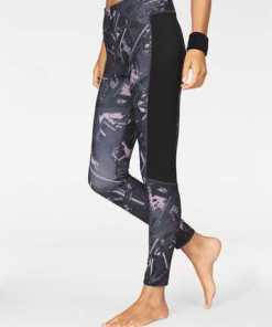 Reebok Funktionstights »WORKOUT READY ALLOVER PRINT TIGHT -WING«