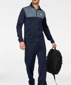 adidas Performance Trainingsanzug »BACK2BASICS TS« (Set, 2 tlg)