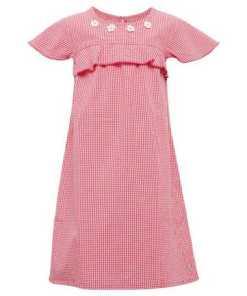 TOM TAILOR A-Linien-Kleid »Kariertes Kleid«