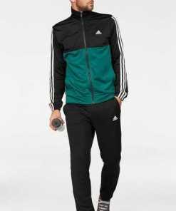 adidas Performance Trainingsanzug »BACK2BASIC 3S TRACKSUIT« (Set, 2 tlg)