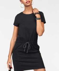 KangaROOS Shirtkleid im tollen Druck oder unifarben
