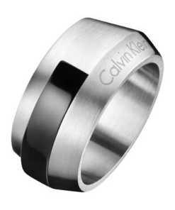 Calvin Klein RING BUMP BICOLOR KJ4MBR210112 Herrenring