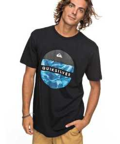 Quiksilver T-Shirt »Classic Outer Hacka«