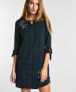 Cecil A-Linien-Kleid
