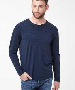PIONEER Herren Longsleeve »T-Shirt LS«