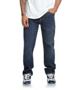 DC Shoes Relaxed Fit Jeans »Worker Medium Stone«