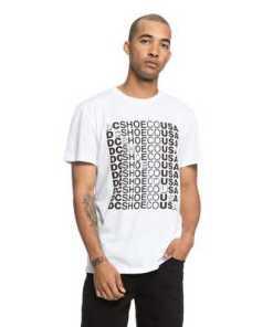 DC Shoes T-Shirt »Work Hard«