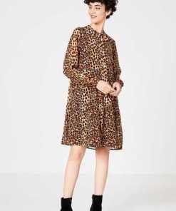 HALLHUBER A-Linien-Kleid