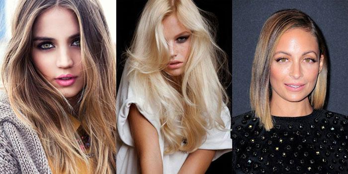 Brakarmima: blond und braune augen