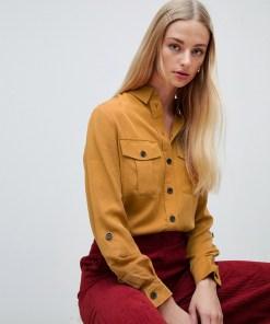 New Look - Hemd in Gelb - Gelb